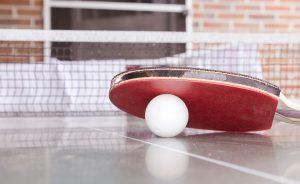 участники сыграли в настольный теннис и попробовали себя в эстафетах. Фото: pixabay.com
