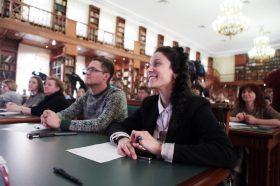 Педагоги и учителя школы становятся участниками Географического диктанта с момента первого его проведения. Фото: «Вечерняя Москва»