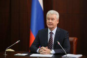 Сергей Собянин отметил, что если сравнивать с 2009 годом, то показатель вырос в четыре раза. Фото: «Вечерняя Москва»