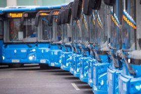 Спутниковая навигация и мадиа-экраны: оснащенные по последнему слову техники автобусы появятся в Москве. Фото: официальный сайт мэра и Правительства Москвы