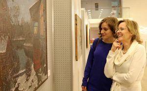 Лекцию об английской живописи проведут в Тургеневской библиотеке. Фото: архив, «Вечерняя Москва»