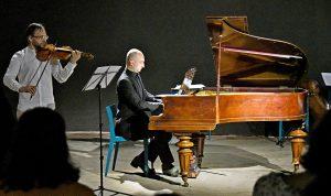 Вечер фортепианной музыки проведут в библиотеке имени Ивана Тургенева. Фото: Владимир Новиков, «Вечерняя Москва»