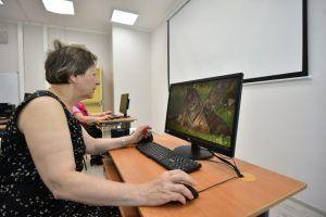Программы обучения для старшего поколения помогут определить жители столицы. Фото: Пелагия Замятина, «Вечерняя Москва»