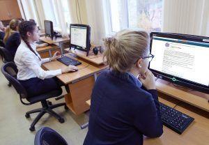 Еще один экзамен начался в колледже транспорта. Фото: сайт мэра Москвы