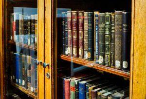 Презентация книги состоится в библиотеке-читальне имени Ивана Тургенева. Фото: Никита Нестеров, «Вечерняя Москва»