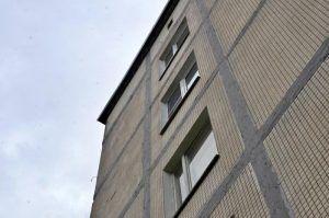 Капитальный ремонт начался в одном из домов района. Фото: Анна Быкова