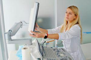 Врачи поликлиники №5 рассказали о профилактике артериальной гипертензии. Фото: Светлана Колоскова, «Вечерняя Москва»