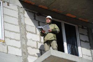 Жители 995 квартала не поддержали адрес строительной площадки под реновацию. Фото: Светлана Колоскова, «Вечерняя Москва»