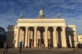 Путепровод на Комсомольской площади реконструируют. Фото: Анна Быкова