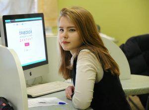 Информацию о поступлении в университет управления получат абитуриенты.Фото: Светлана Колоскова, «Вечерняя Москва»