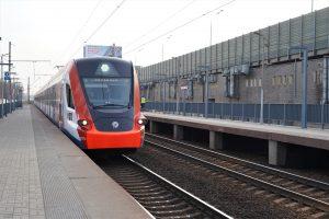 Движение поездов от станции Москва — Каланчевская ограничат. Фото: Денис Кондратьев