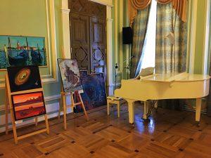 """Жителей района пригласили сыграть в """"Дженгу"""". Фото: Анна Быкова"""