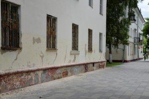 Отселенные дома района проверили сотрудники «Жилищника». Фото: Анна Быкова