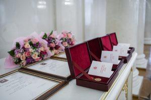 Итоги конкурса подвели в школе имени Николая Рубинштейна. Фото: сайт мэра Москвы