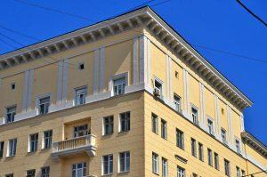 Дом бывшего торговца в Басманном районе приведут в порядок. Фото: Анна Быкова