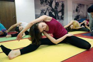 Занятие по тайцзицюань состоится в филиале «Красносельский». Фото: Анна Иванцова, «Вечерняя Москва»