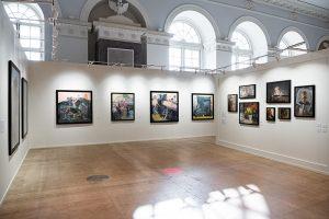 Первая выставка художницы Юлии Алешичевой откроется в музее русского лубка. Фото: сайт мэра Москвы