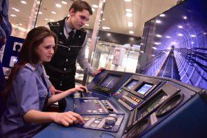 Два направления по стандартам WorldSkills презентовали в колледже транспорта . Фото: Антон Гердо, «Вечерняя Москва»