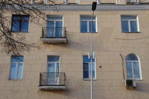 Сотрудники «Жилищника» проверят дома на соблюдения правил безопасности в районе. Фото: Анна Быкова
