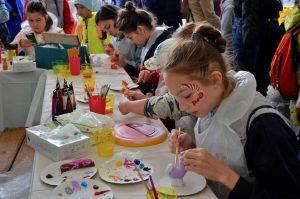 Детей района научат создавать панно. Фото: Анна Быкова