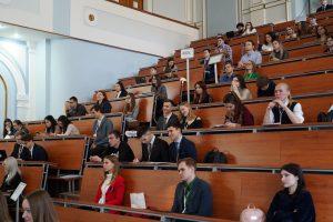 Мастер-класс о силе дипломатии проведет педагог университета управления. Фото: Анна Быкова