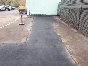Несколько дорожных объектов отремонтировали в районе. Фото предоставили представители учреждения «Жилищник»