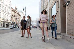 Виртуальную прогулку по Мясницкой улице подготовят сотрудники библиотеки №7. Фото: архив, «Вечерняя Москва»