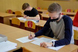 Первый Workshop состоялся в колледже железнодорожного транспорта. Фото: Анна Быкова