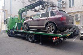Автомобиль жителя Центрального округа арестован за долги по ЖКУ. Фото предоставили в Префектуре ЦАО